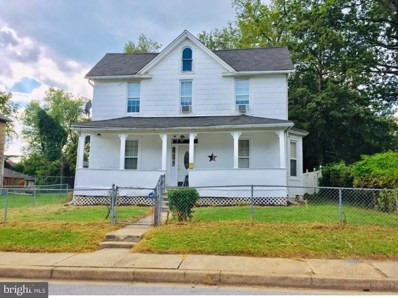 5512 Hilltop Avenue, Baltimore, MD 21206 - #: MDBA520584