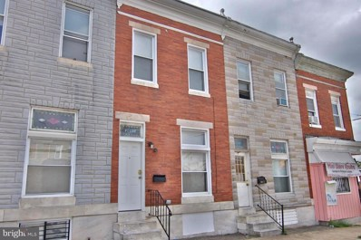 2697 Wilkens Avenue, Baltimore, MD 21223 - #: MDBA520590