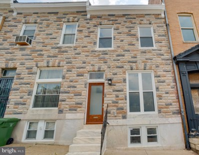 2119 E Oliver Street, Baltimore, MD 21213 - #: MDBA520594