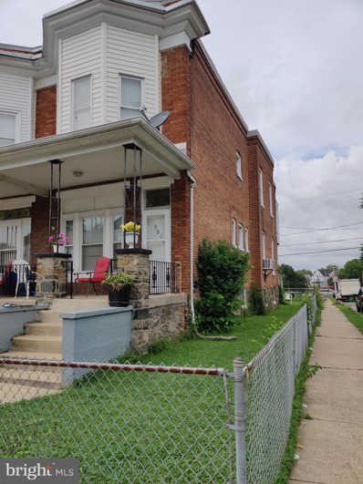 3900 Norfolk Avenue, Baltimore, MD 21216 - #: MDBA520600