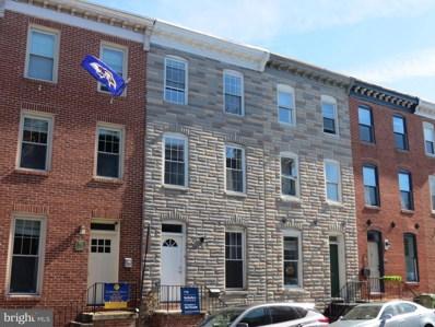 1511 Light Street, Baltimore, MD 21230 - MLS#: MDBA520604