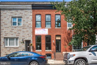 3016 O\'Donnell Street, Baltimore, MD 21224 - #: MDBA520624