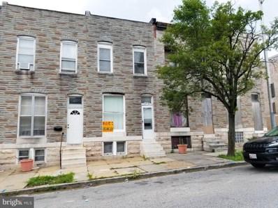 1816 N Wolfe Street, Baltimore, MD 21213 - #: MDBA520654