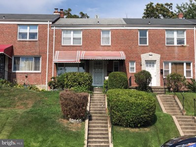 918 Lenton Avenue, Baltimore, MD 21212 - #: MDBA520704
