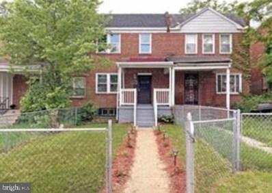 4808 Beaufort Avenue, Baltimore, MD 21215 - #: MDBA520798