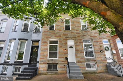2732 Huntingdon Avenue, Baltimore, MD 21211 - #: MDBA520800