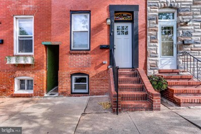 3114 Dillon Street, Baltimore, MD 21224 - #: MDBA520864