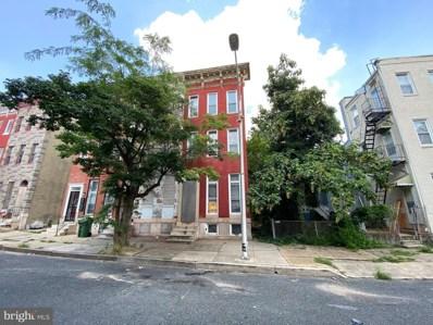 1102 Harlem Avenue, Baltimore, MD 21217 - #: MDBA520914