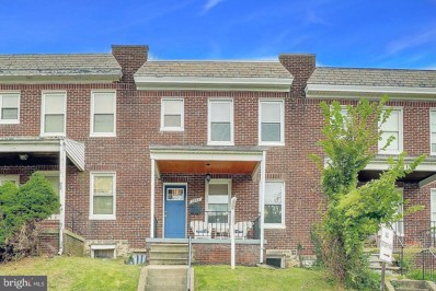 3503 Chesterfield Avenue, Baltimore, MD 21213 - #: MDBA520992