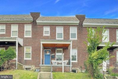 3503 Chesterfield Avenue, Baltimore, MD 21213 - #: MDBA520992