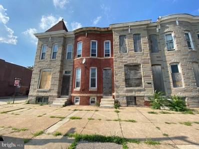 2310 E Federal Street, Baltimore, MD 21213 - #: MDBA521014