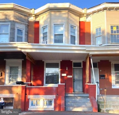 2712 The Alameda, Baltimore, MD 21218 - #: MDBA521022