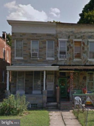 3219 Westwood Avenue, Baltimore, MD 21216 - #: MDBA521082