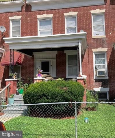 517 Mount Holly Street, Baltimore, MD 21229 - #: MDBA521098