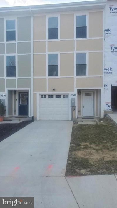 4508 Craddock Avenue, Baltimore, MD 21212 - #: MDBA521110
