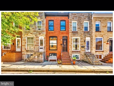1335 Richardson Street, Baltimore, MD 21230 - #: MDBA521118