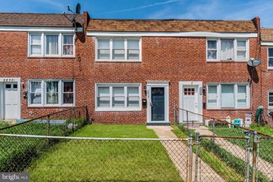 2828 Ganley Drive, Baltimore, MD 21230 - #: MDBA521180