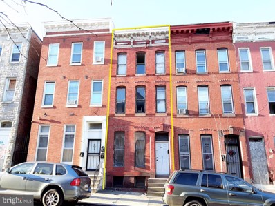 1610 Division Street, Baltimore, MD 21217 - #: MDBA521330