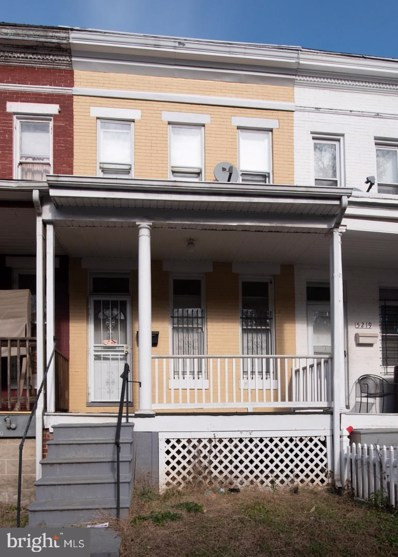 5221 Saint Charles Avenue, Baltimore, MD 21215 - #: MDBA521348