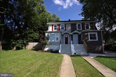 5903 Greenhill Avenue, Baltimore, MD 21206 - #: MDBA521384