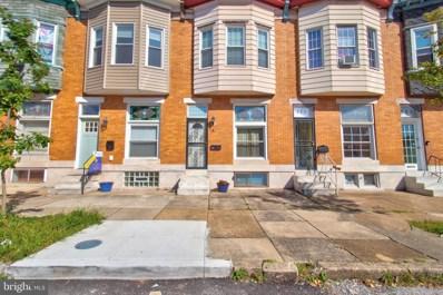 523 S Lehigh Street, Baltimore, MD 21224 - #: MDBA521388