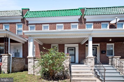 3028 Poplar Terrace, Baltimore, MD 21216 - #: MDBA521390