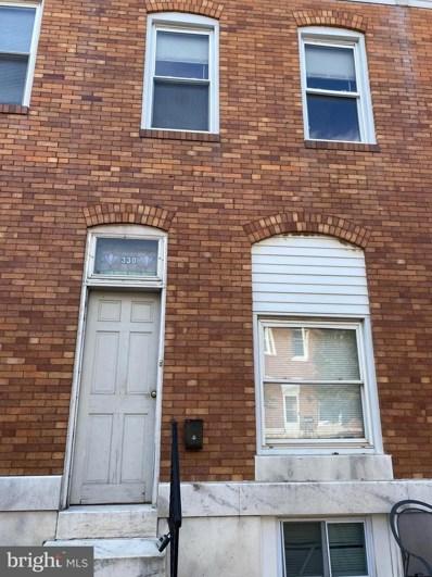 330 S Newkirk Street, Baltimore, MD 21224 - #: MDBA521438