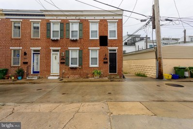 1612 Elkins Lane, Baltimore, MD 21230 - #: MDBA521440