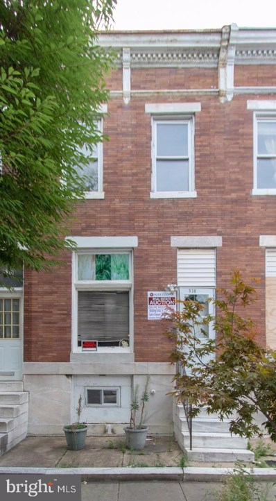 538 N Lakewood Avenue, Baltimore, MD 21205 - #: MDBA521542