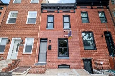 1307 S Clinton Street, Baltimore, MD 21224 - #: MDBA521566