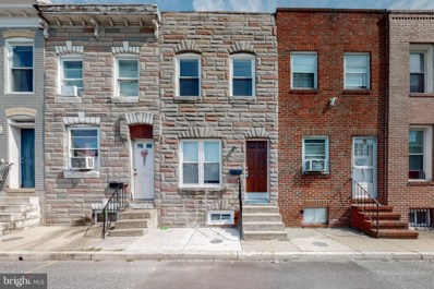 1155 Ward Street, Baltimore, MD 21230 - #: MDBA521604