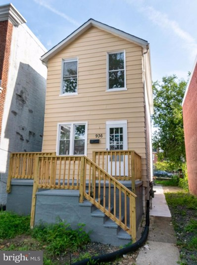 936 Homestead Street, Baltimore, MD 21218 - #: MDBA521606