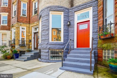 725 Newington Avenue, Baltimore, MD 21217 - #: MDBA521608