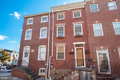703 Van Lill Street, Baltimore, MD 21231 - #: MDBA521624
