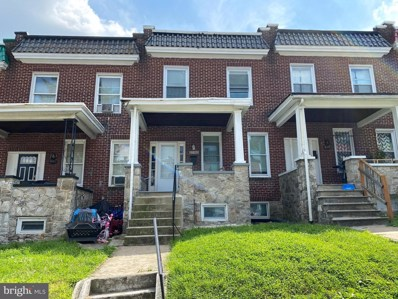 517 Chateau Avenue, Baltimore, MD 21212 - #: MDBA521658