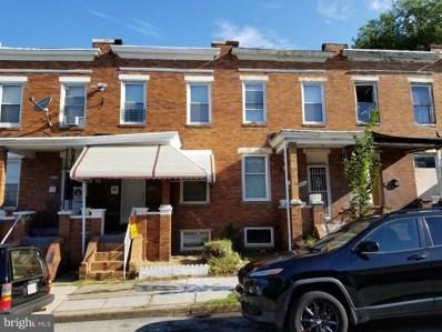 2608 E Chase Street, Baltimore, MD 21213 - #: MDBA521682