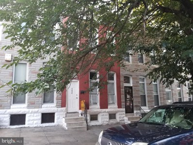 1637 N Bond Street, Baltimore, MD 21213 - #: MDBA521684