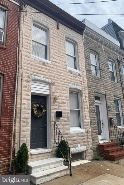 1403 Olive Street, Baltimore, MD 21230 - #: MDBA521686