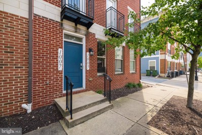 1005 Granby Street UNIT 187-1, Baltimore, MD 21202 - #: MDBA521702