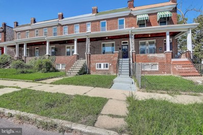 3962 Wilsby Avenue, Baltimore, MD 21218 - #: MDBA521724