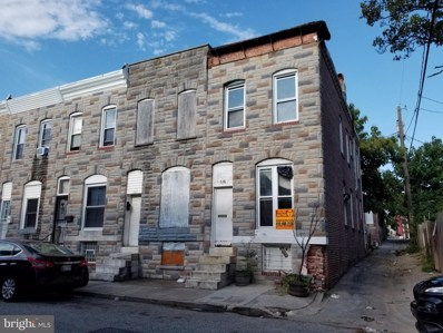 626 N Glover Street, Baltimore, MD 21205 - #: MDBA521782