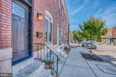 3119 Fleet Street, Baltimore, MD 21224 - #: MDBA521788