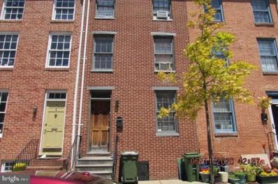 646 Portland Street, Baltimore, MD 21230 - #: MDBA521812