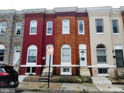 913 Appleton Street, Baltimore, MD 21217 - #: MDBA521906