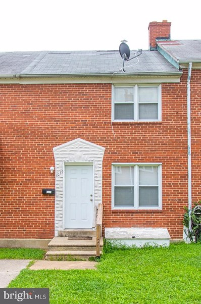 1036 Tunbridge Road, Baltimore, MD 21212 - #: MDBA521938
