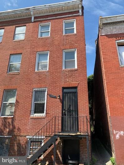 336 S Calhoun Street, Baltimore, MD 21223 - #: MDBA521952