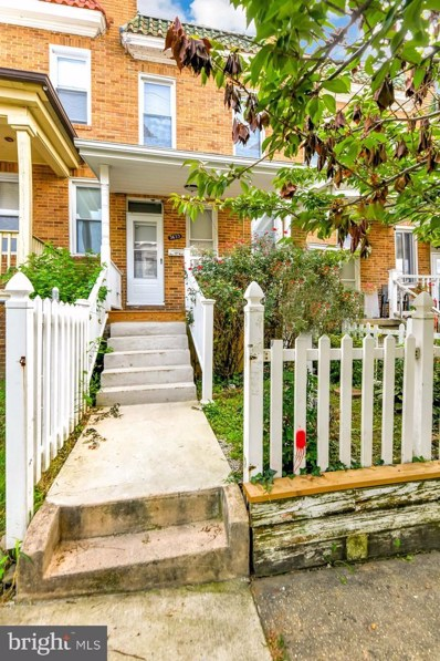 3633 Keystone Avenue, Baltimore, MD 21211 - #: MDBA522084