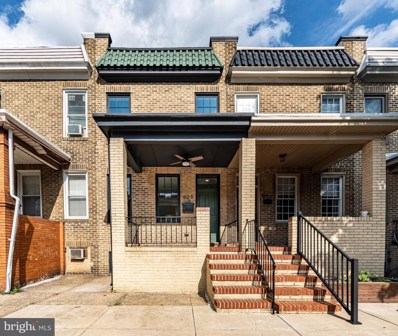 609 Grundy Street, Baltimore, MD 21224 - #: MDBA522090