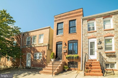 628 Milton Avenue S, Baltimore, MD 21224 - #: MDBA522130