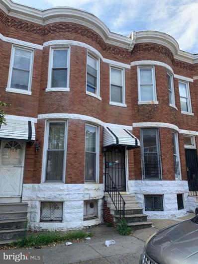 1808 N Monroe Street, Baltimore, MD 21217 - MLS#: MDBA522146